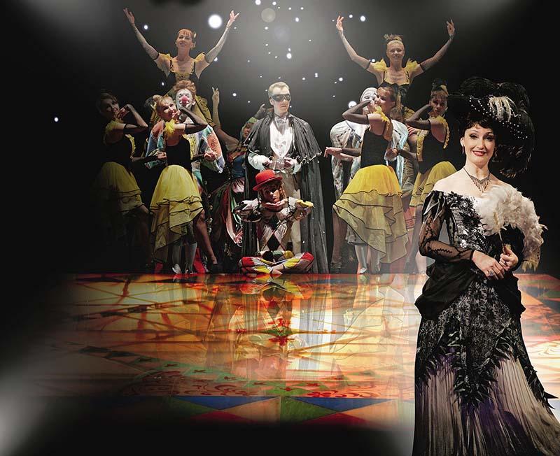 Гастроли Свердловского государственного академического театра музыкальной комедии Минск, 5–25 июня 2012 года.
