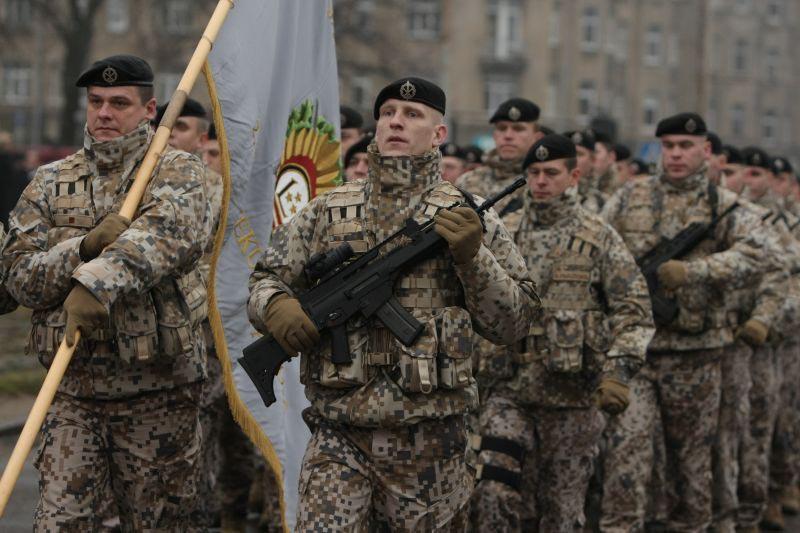 Латвия намерена укрепить границу с Россией - Цензор.НЕТ 7008