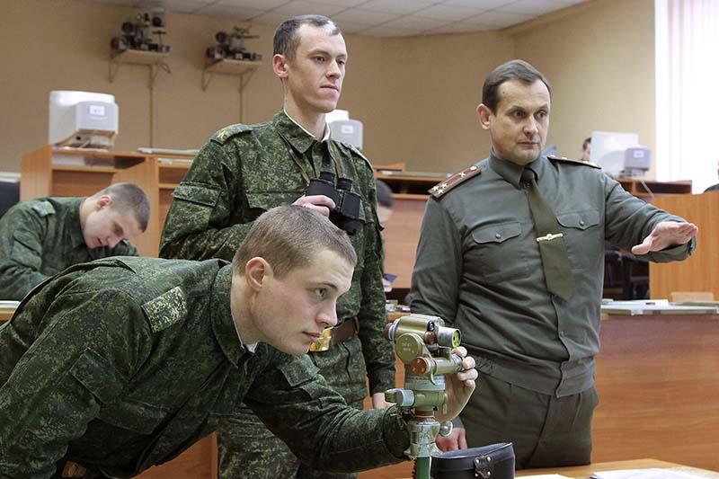фото курсантов пограничных
