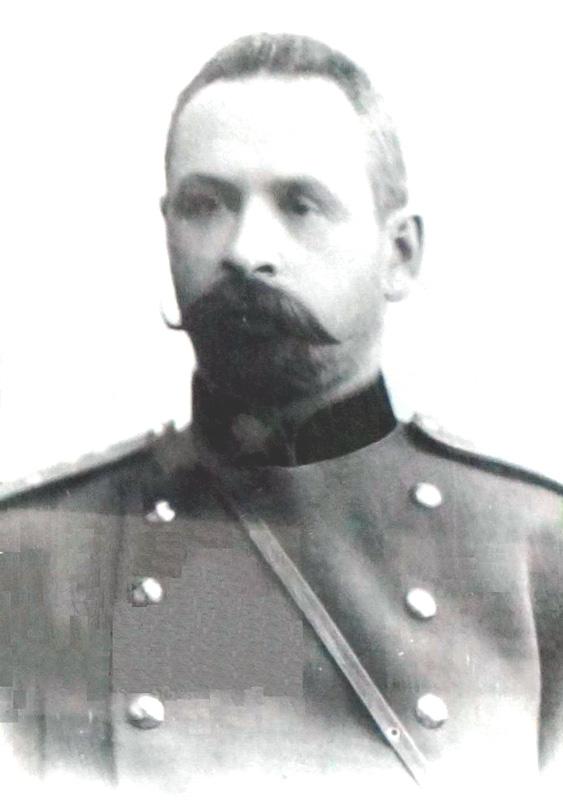 Иннокентий Алексеевич Антонов — отец