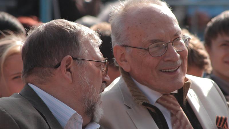 Валерий Рузин, президент Евразийской академии телевидения и радио, под эгидой которой проводится фестиваль «Победили вместе»