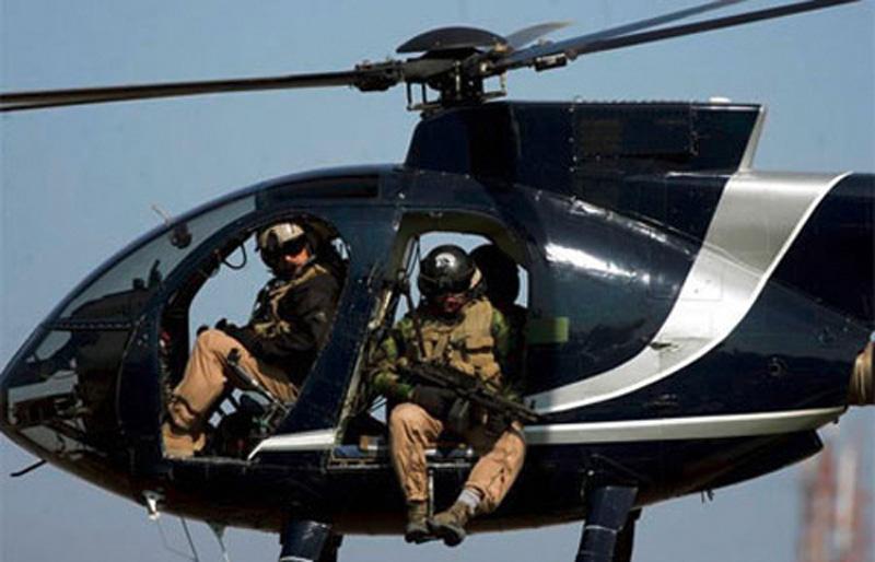 Частная военная компания «Черная вода» представляет собой до зубов вооруженную частную армию