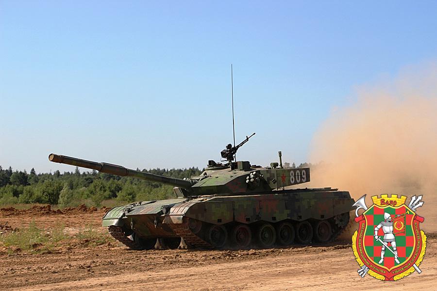 Танк Type-96A