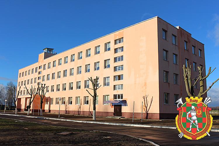 Военнослужащие 15-й зенитной ракетной бригады получили обновленную казарму