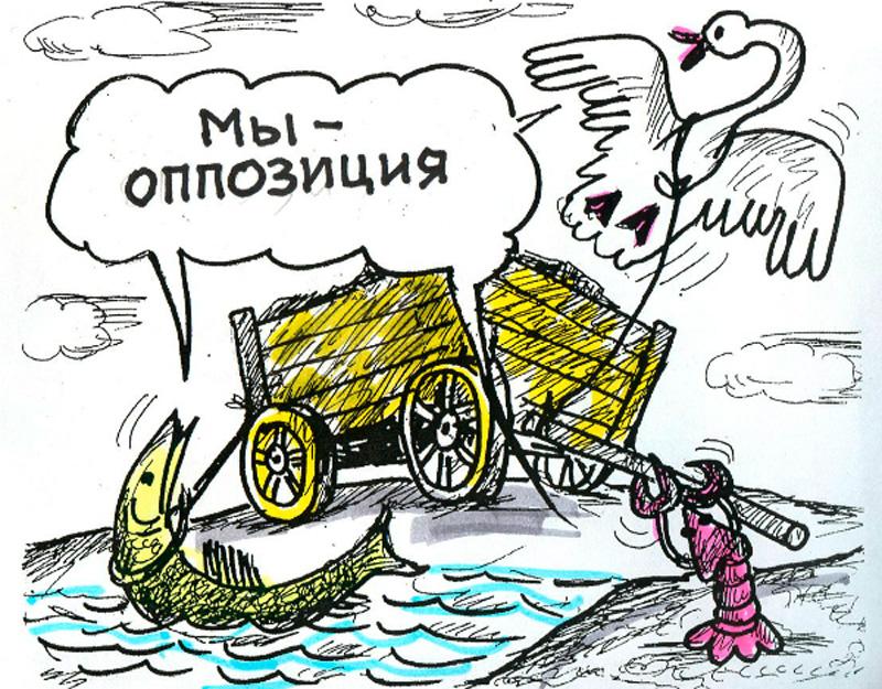 Белорусская оппозиция: пришла пора отыскивать работу.