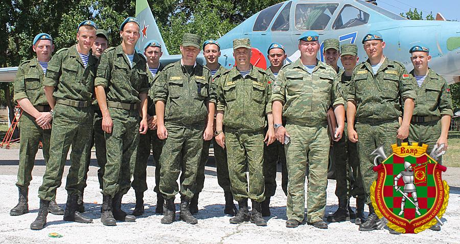 Белорусский «десант» в Ейске