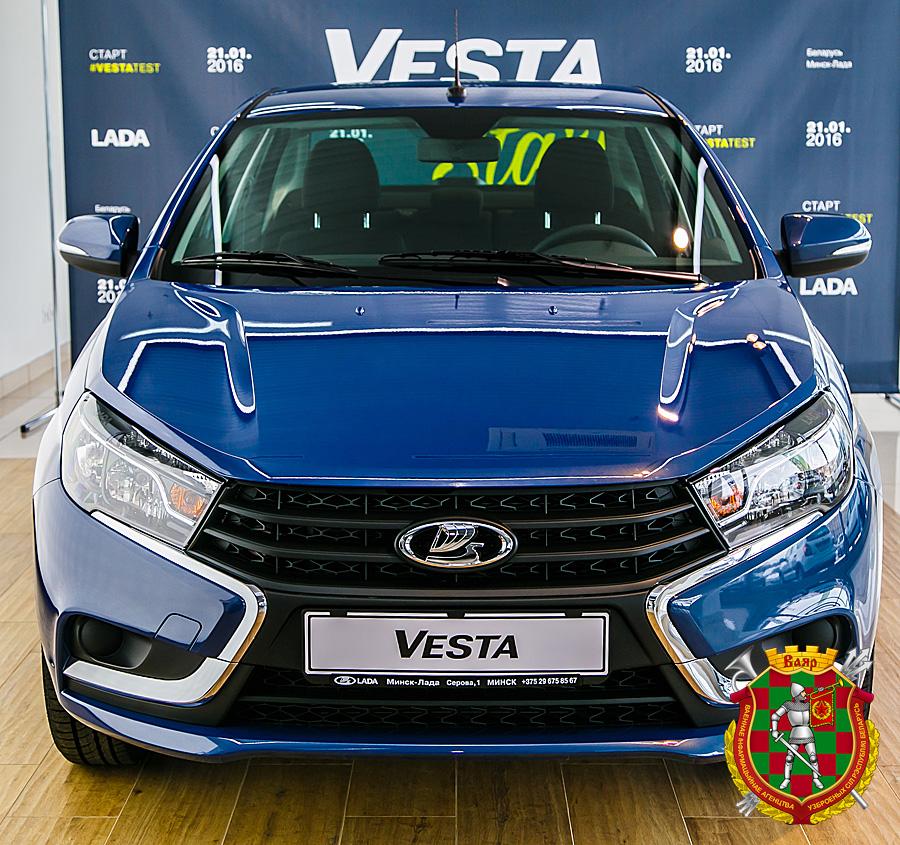 Новый фирменный X-style всех автомобилей Lada
