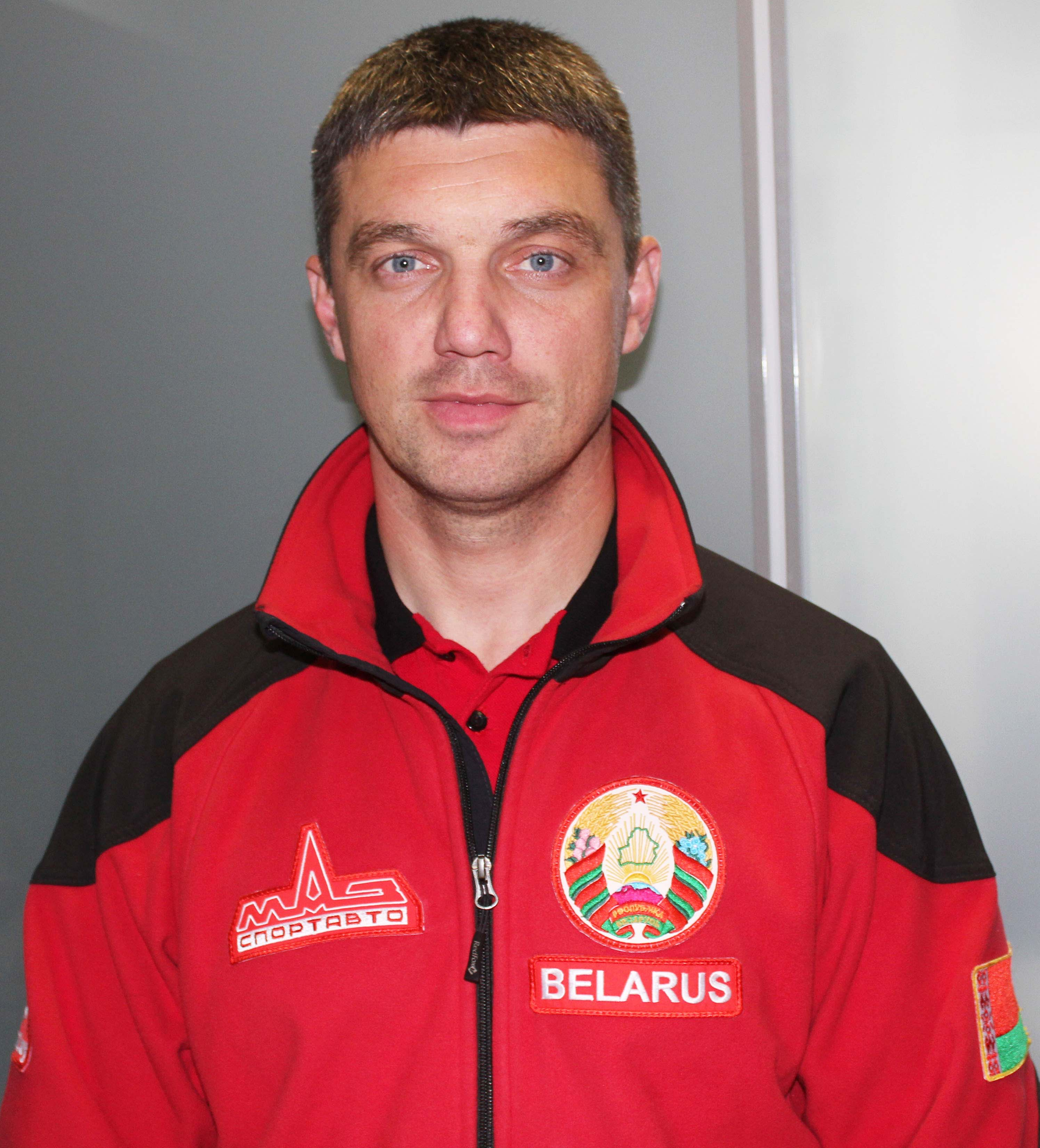Сергей Вязович — руководитель команды  «МАЗ-СПОРТавто»