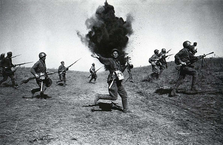 Убыль населения СССР в 1941-1945 гг.
