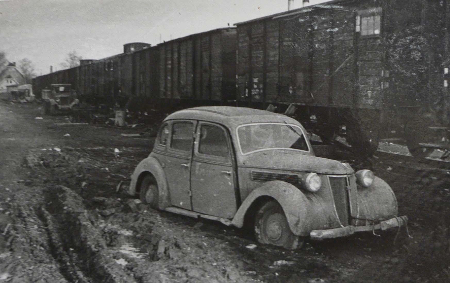 Поезд-типография