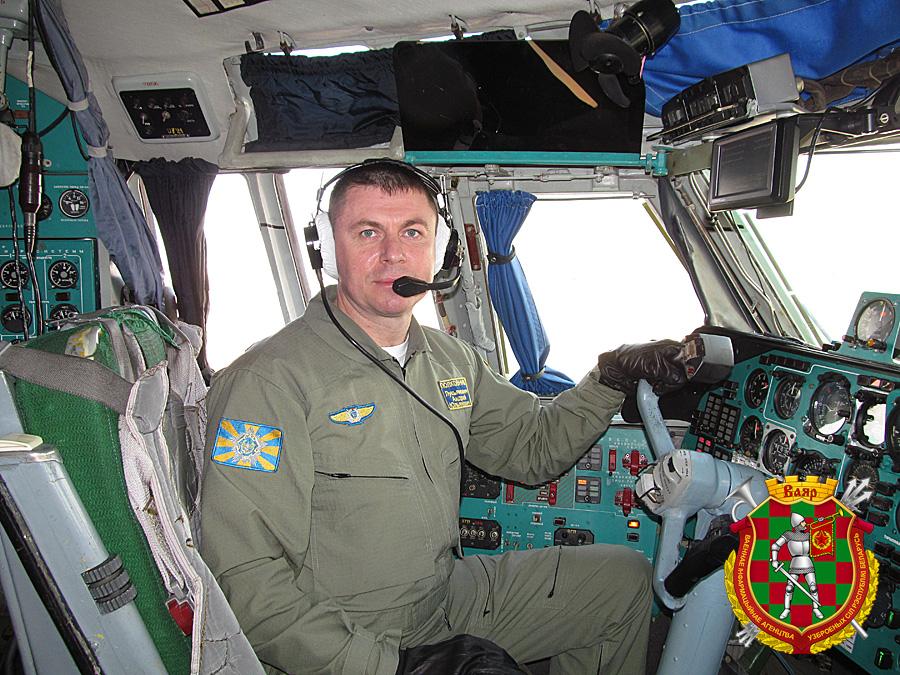Полковник Андрей Лукьянович