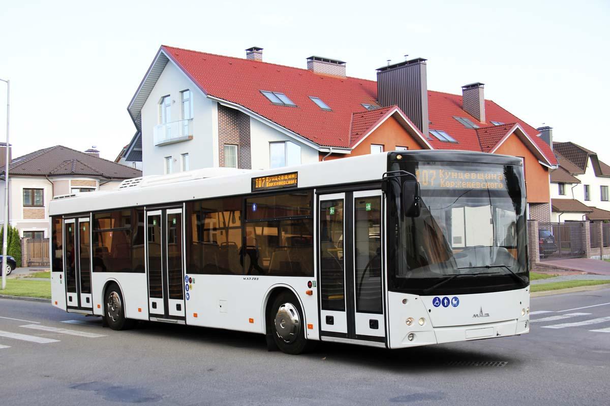 МАЗ 203088 (Евро-6)