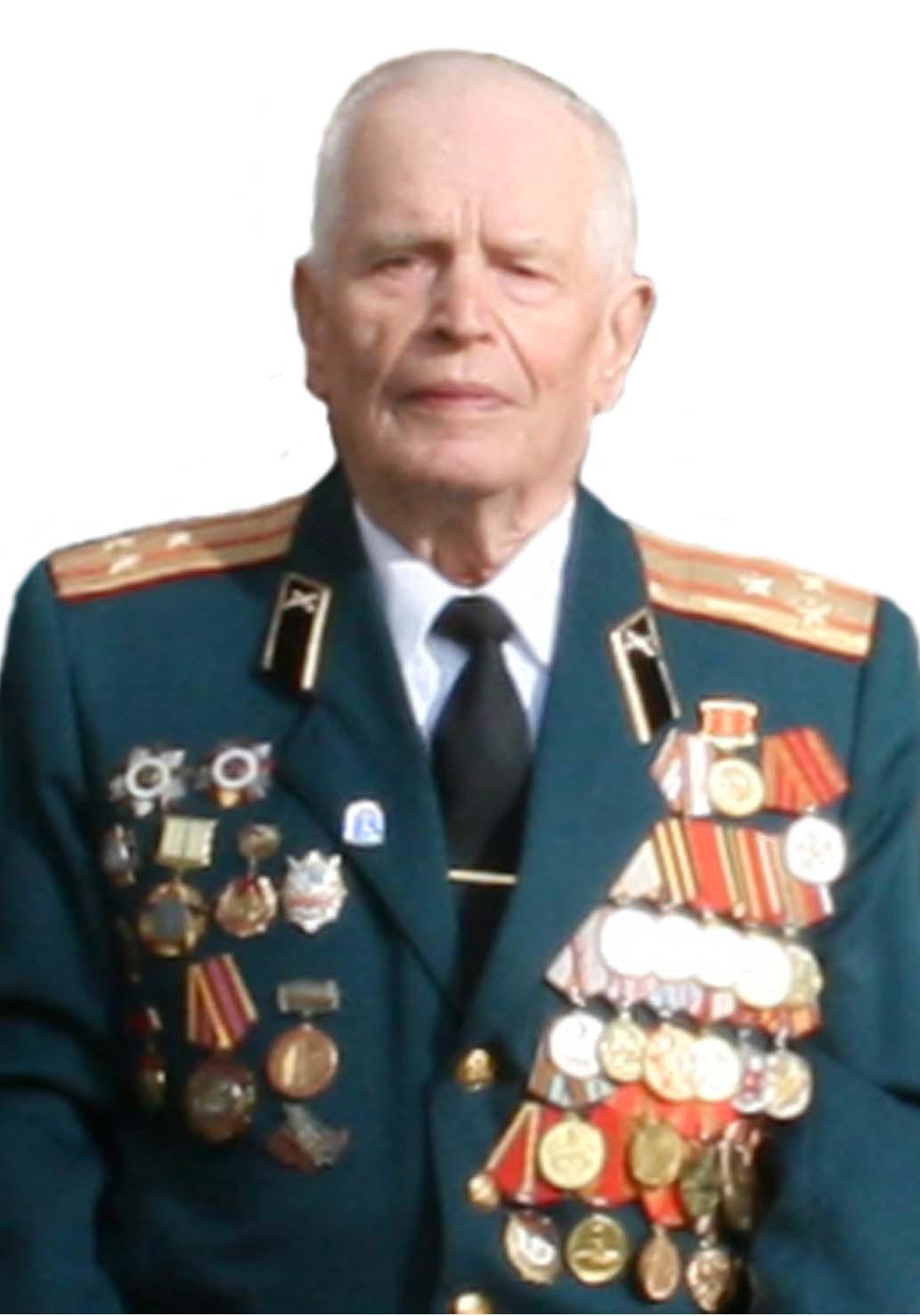 Чубаров Василий Андреевич