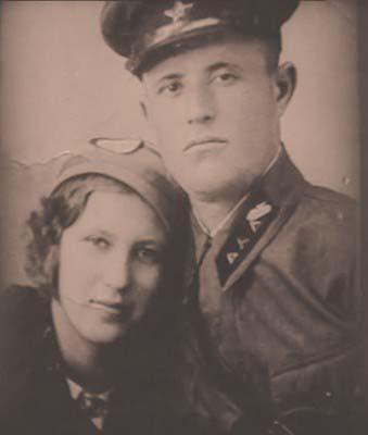 Дмитрий Малько с женой