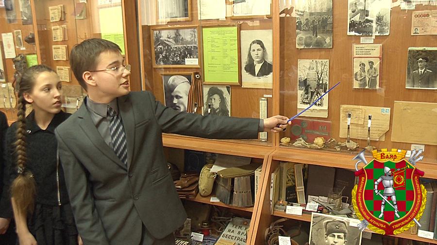 В музее столичной гимназии № 30