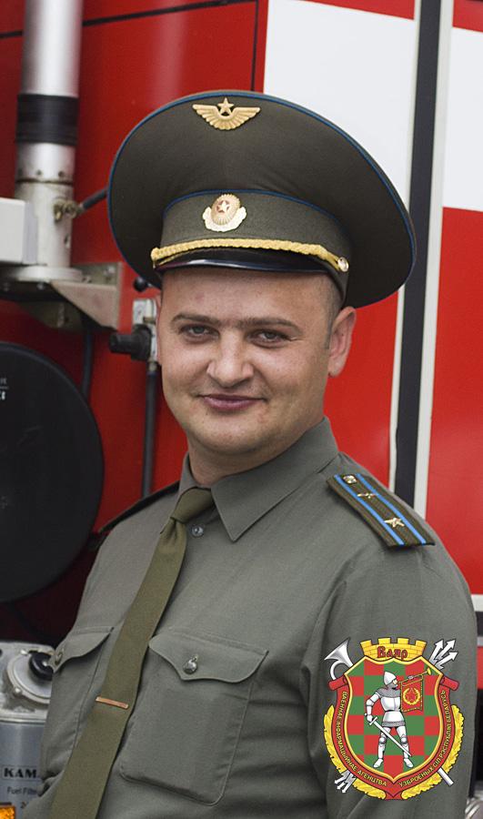 Майор Андрей Третьяк
