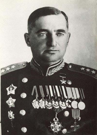 Генерал Алексей Жадов