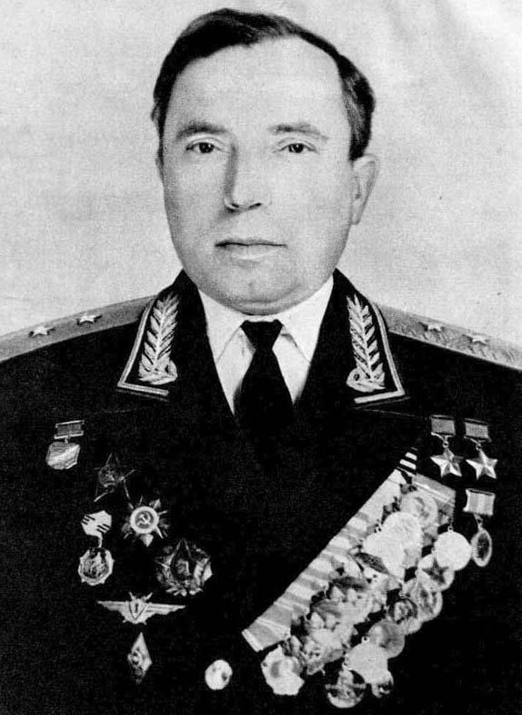 Генерал-лейтенант Л.И. Беда