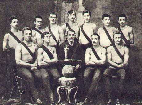 Гомельская команда «Спорт»