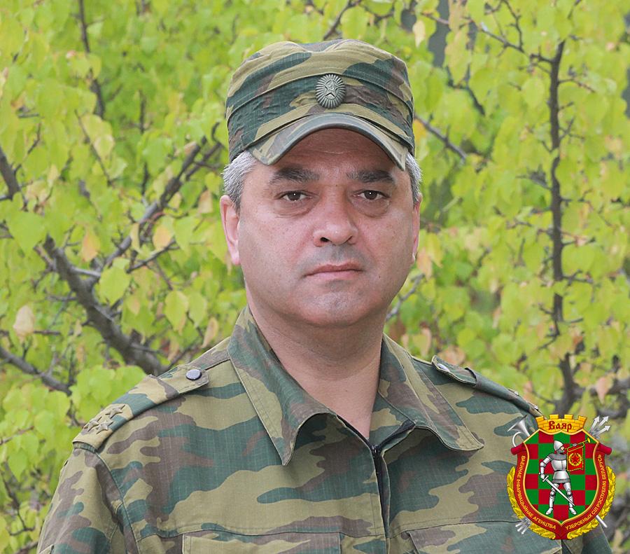Полковник Игорь Насибянц
