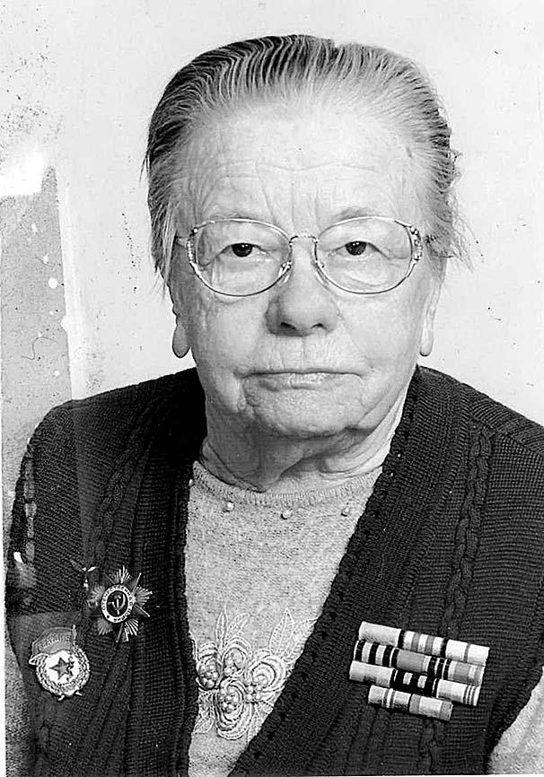 Мария Шутко
