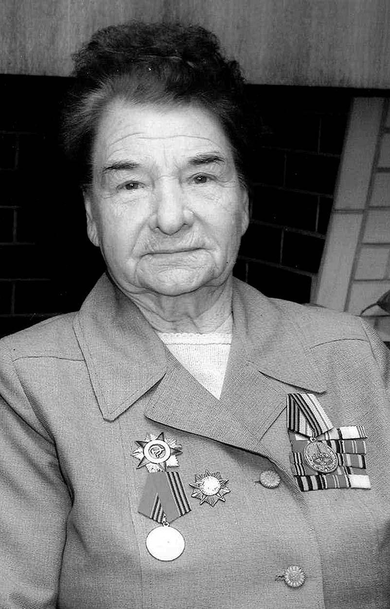 Ольга Глушкевич