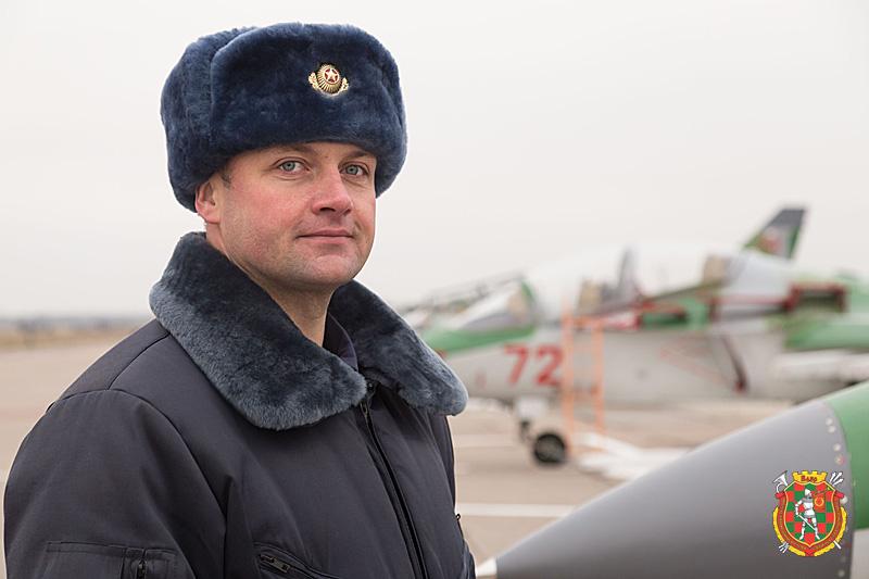 Гвардии подполковник Олег Олейник