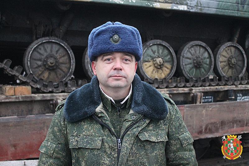 Подполковник Александр Ячник