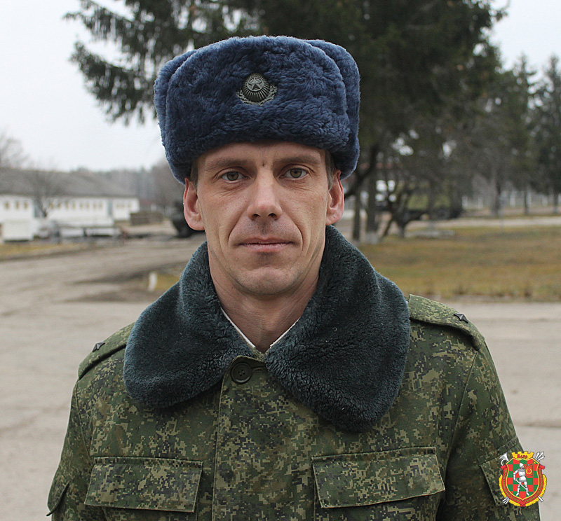 Майор Александр Кошаед