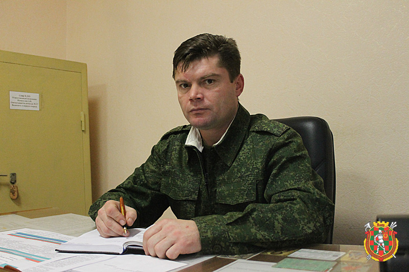 Полковник Александр Капитулин