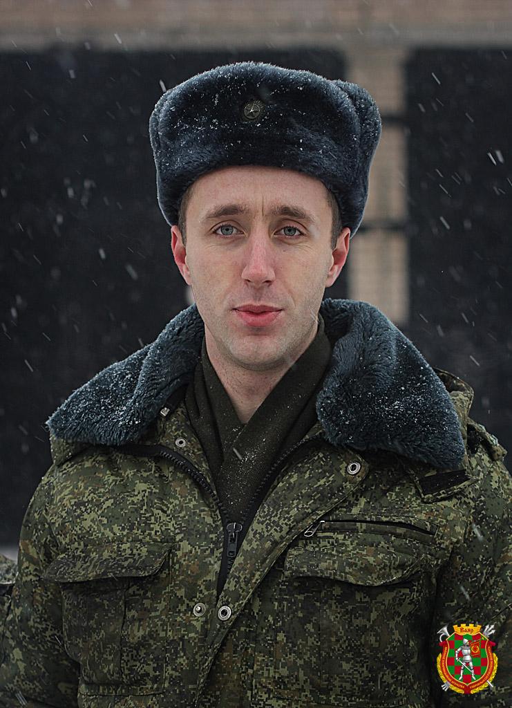 Старший лейтенант Михаил Мичурин