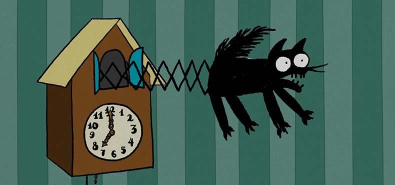 Кадр из мультфильма «Даша и людоед»