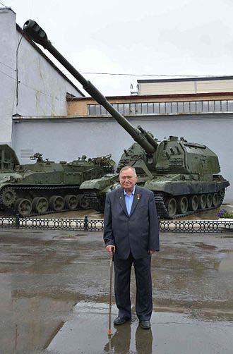 Конструктор Юрий Томашов