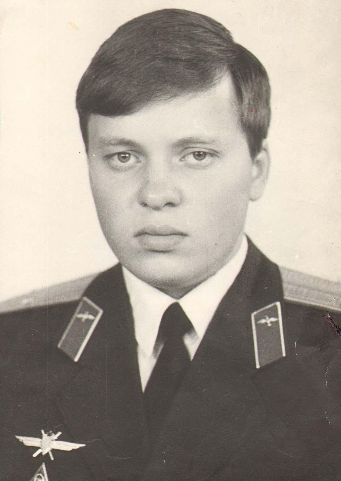 Владимир Селютин, 1987 год