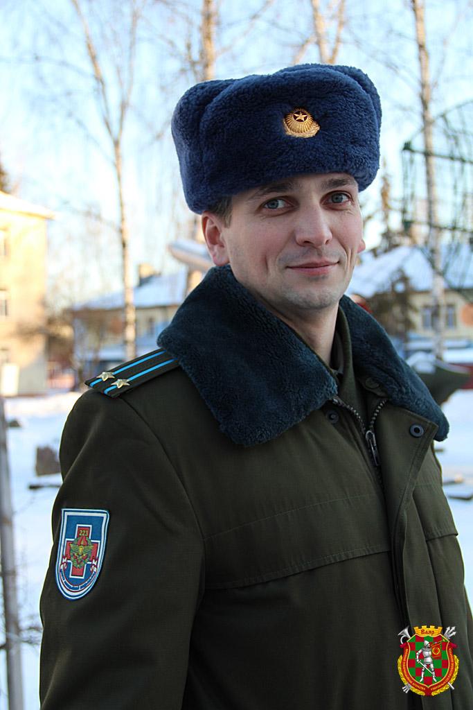 Подполковник Алексей Исаев