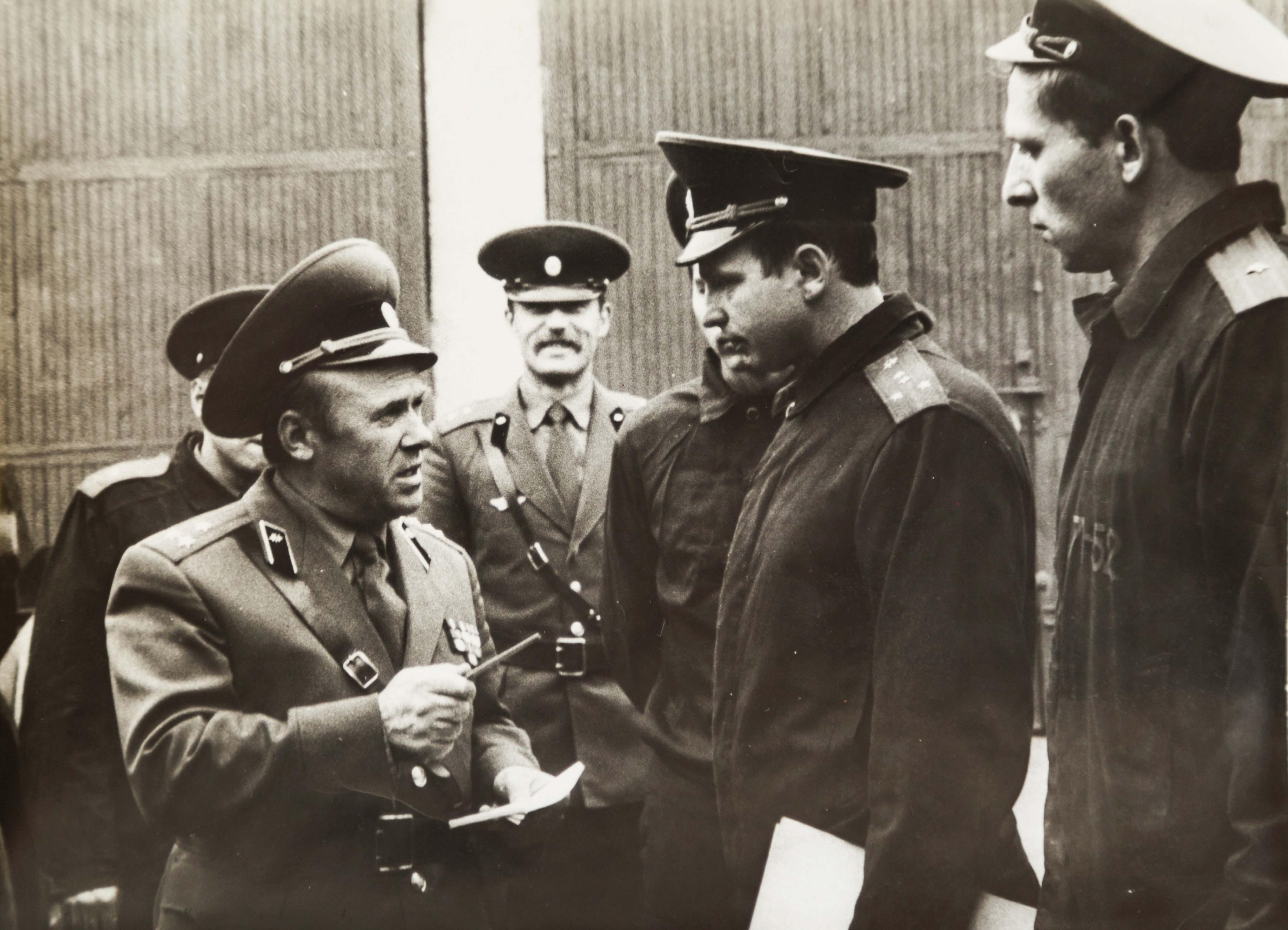 Киевский военный округ. 1986 год