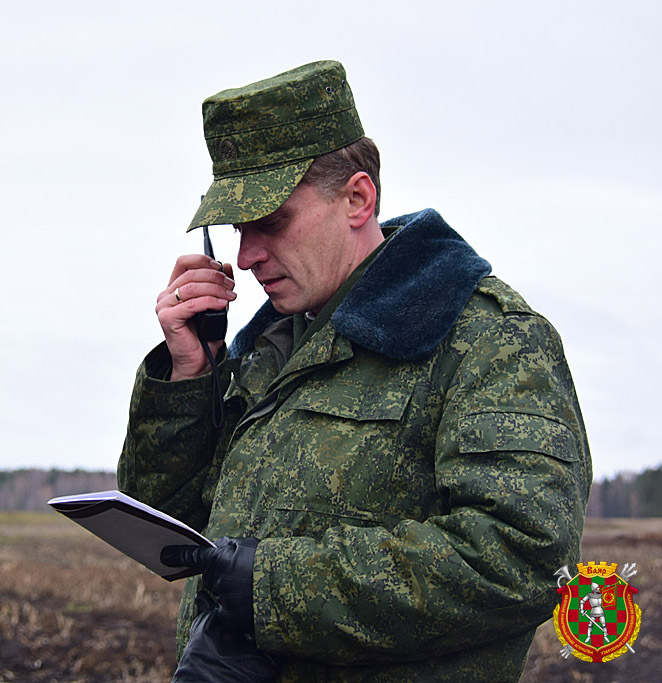 Подполковник Дмитрий Задесенец