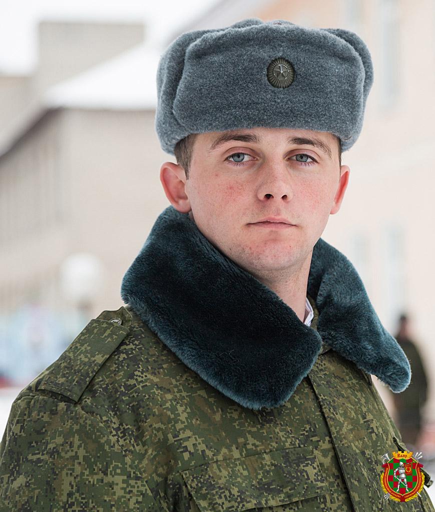 Рядовой Сергей Юхнюк