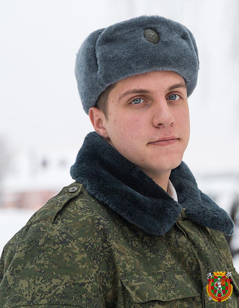 Рядовой Максим Свиржевский