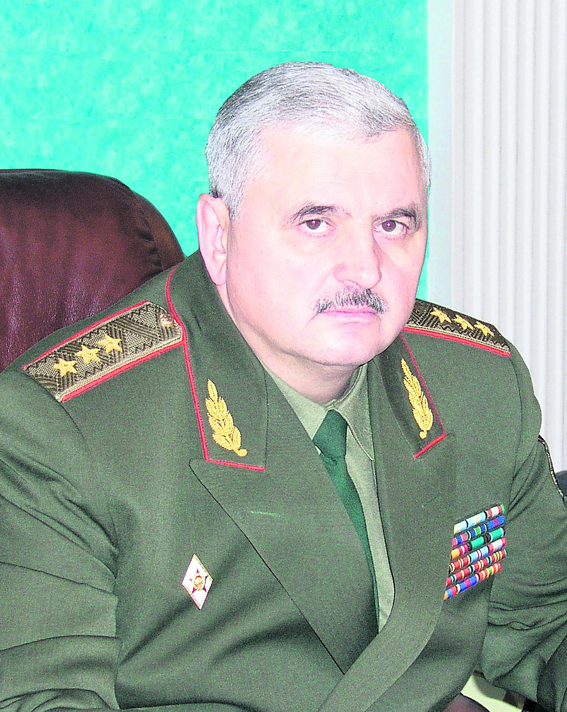 Генерал-полковник Л.С. Мальцев