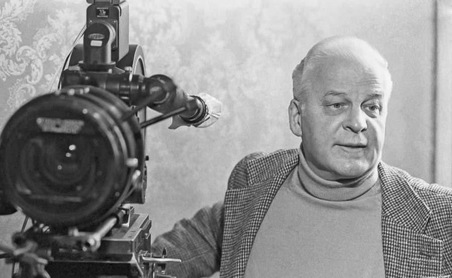 Кинорежиссер Станислав Ростоцкий