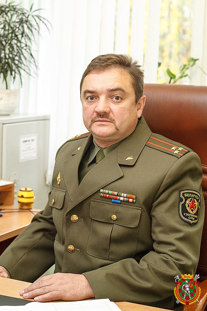 полковник  Любочко Олег Николаевич