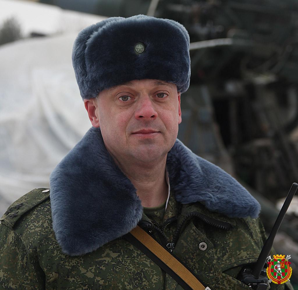 гвардии полковник Леонид Киреев