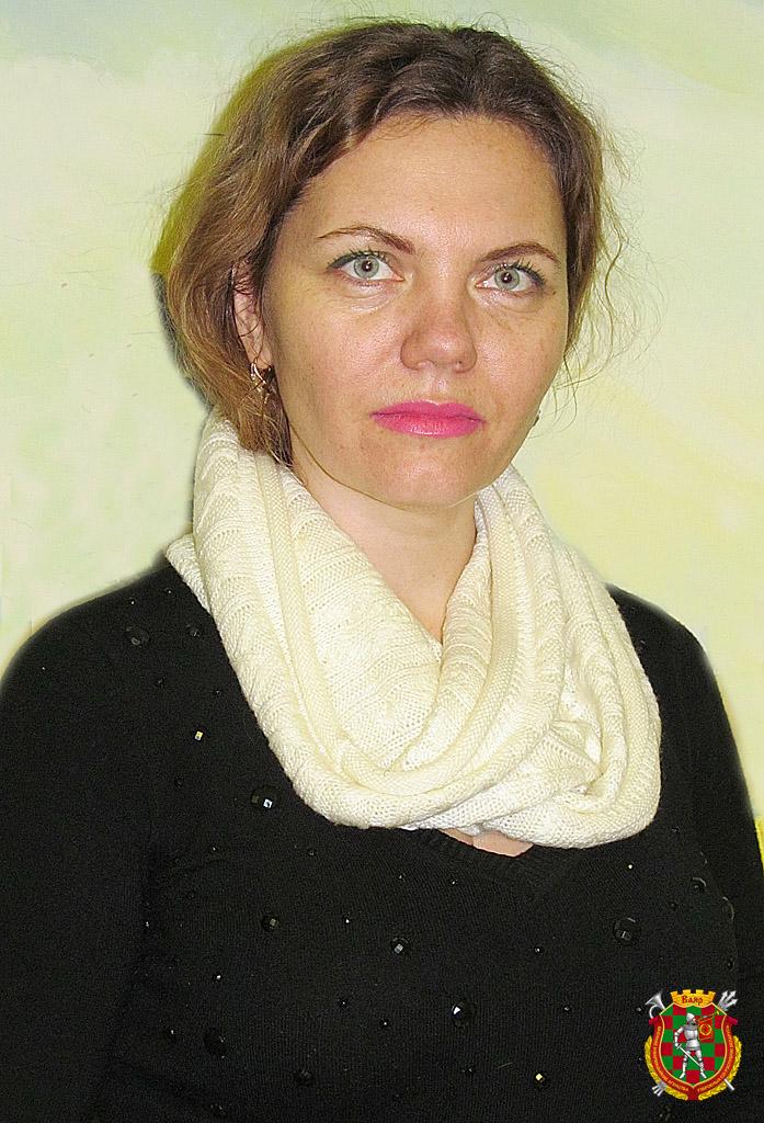 Заместитель директора по воспитательной работе гимназии № 2  Екатерина Ракицкая