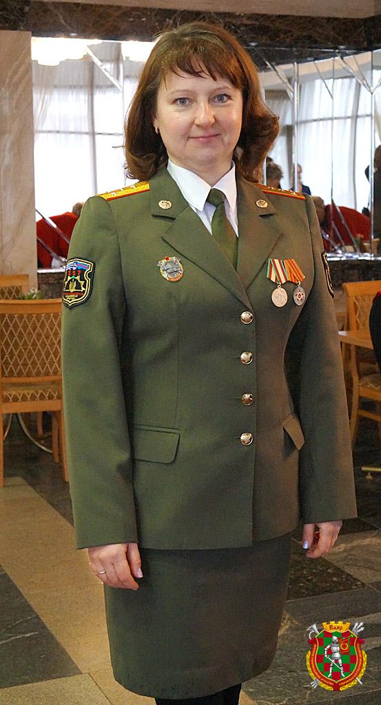 Капитан Анна Каспер (2)