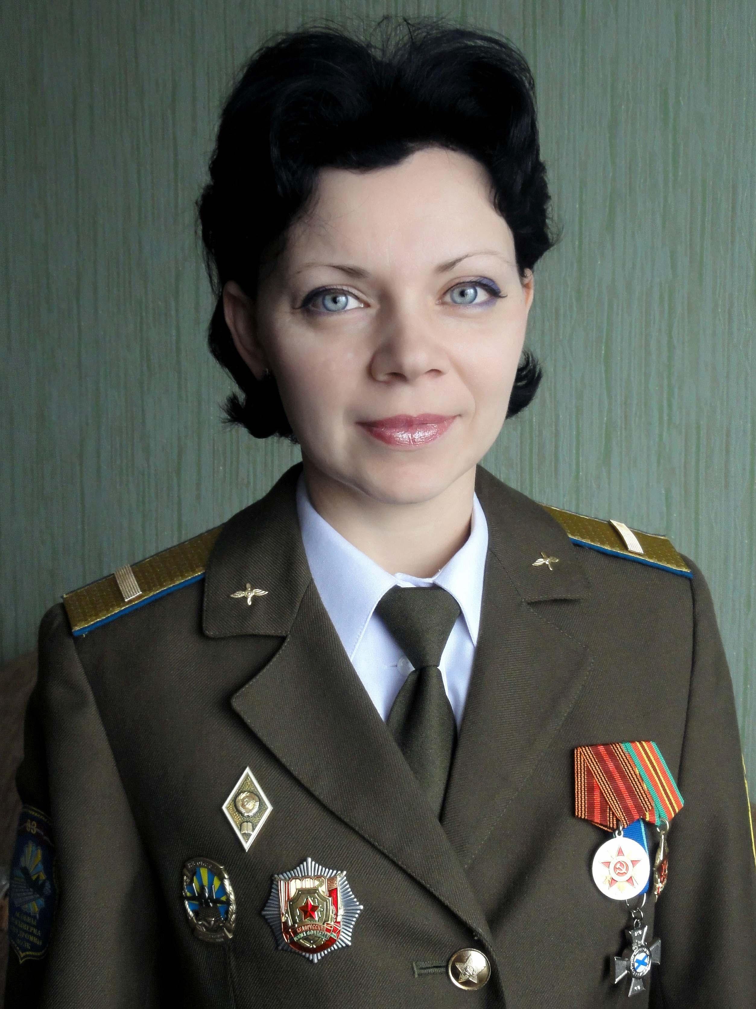 Чихалова Юлия