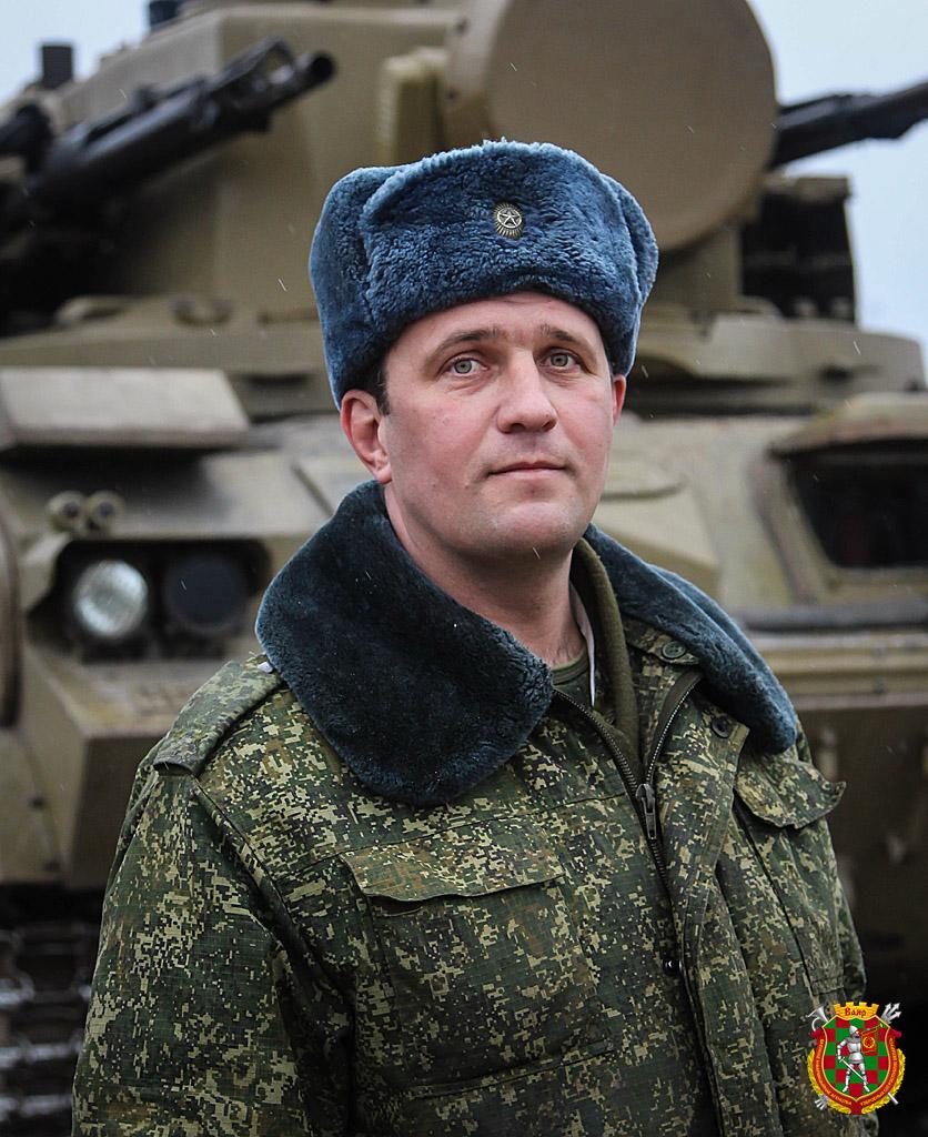 подполковник Александр Левый