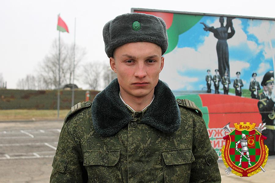 сержант Сигай
