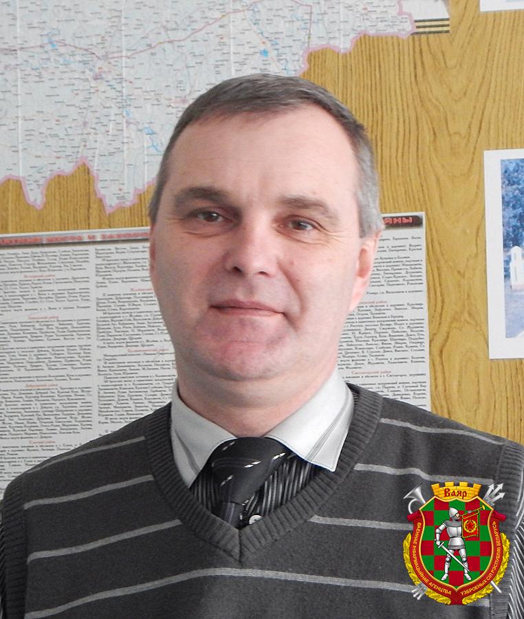 Сергей Старостов