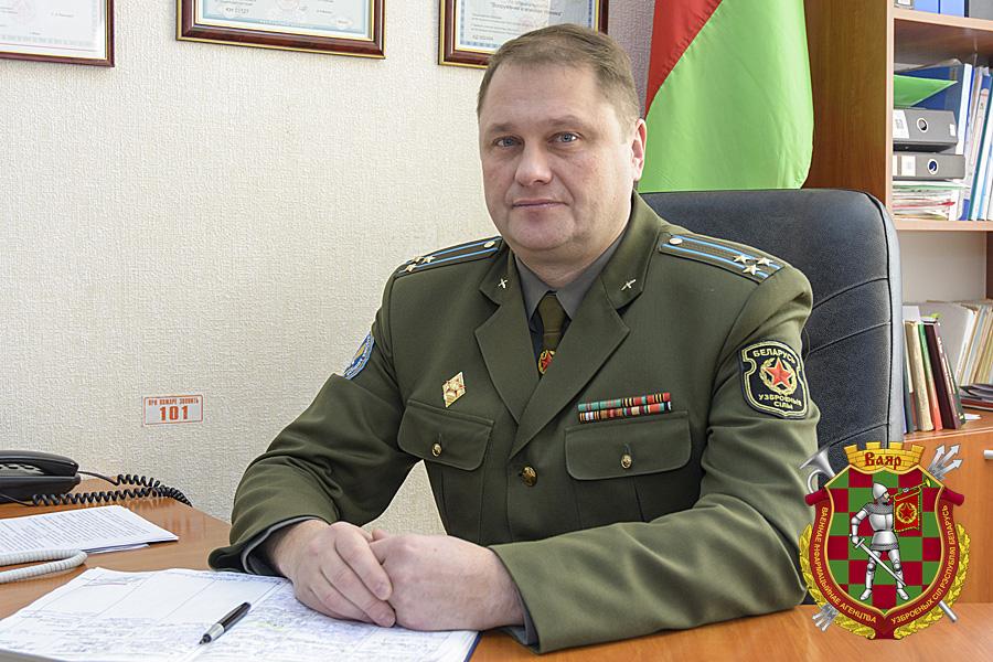 Полковник Андрей Говин